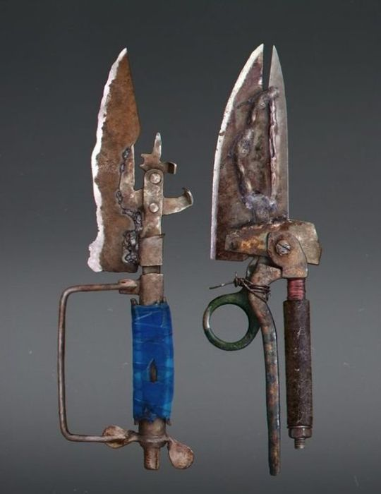 Weapons For The Zombie Apocalypse