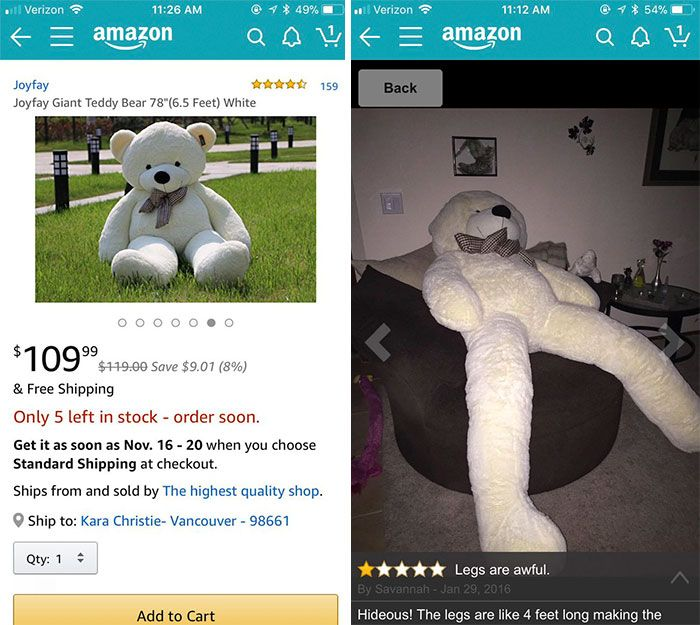 Online Shopping Fails , part 2
