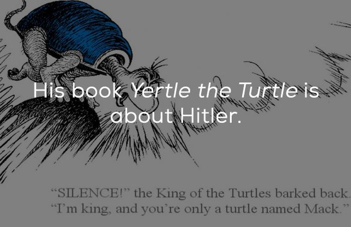 Things You Didn't Know About Dr. Seuss