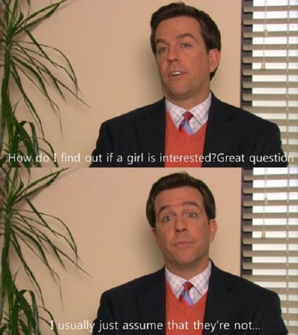 Andy From 'The Office'