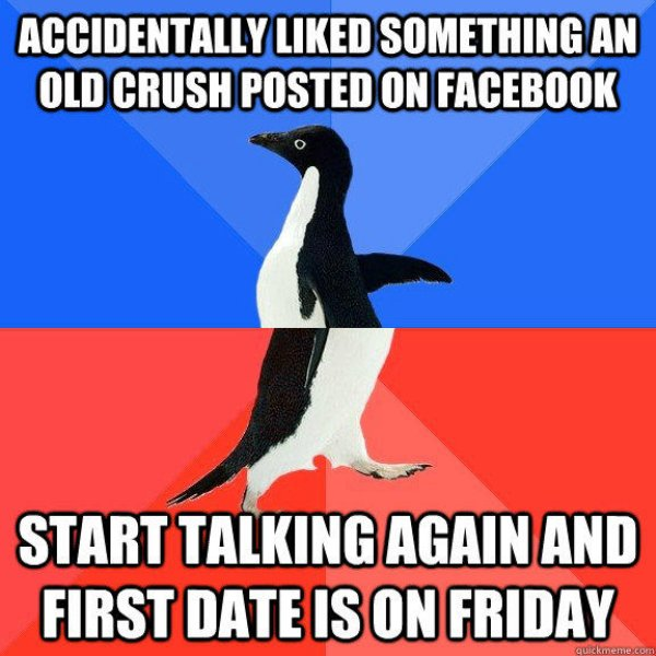 Awkward Situations That Turned Out To Be Awesome