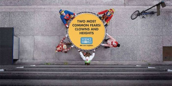 Great Science World Ads