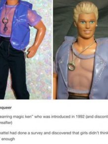 Mattel Released A Ken Doll and Realized They Made Giant Mistake