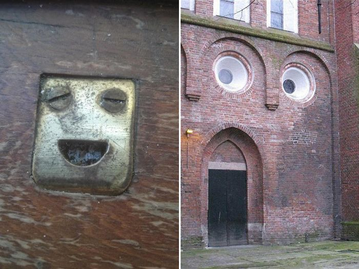 Faces Are Everywhere
