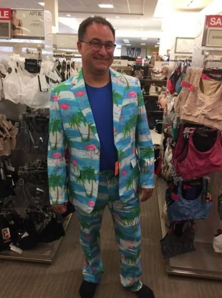 Awkward Fashion, part 3
