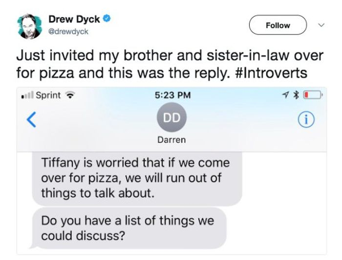 Tweets Every Introvert Can Relate To