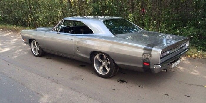 Recover Dodge Coronet 1969 Super Bee