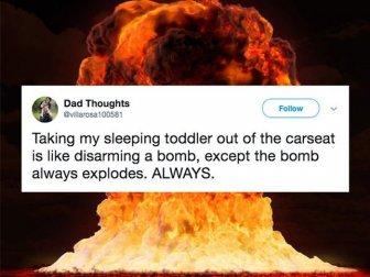 Dad Tweets