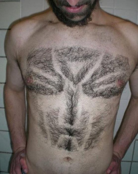 Body Hair Artists