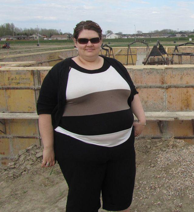 A Woman Lost 150 Pounds