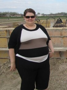 A Woman Lost 150 Pounds