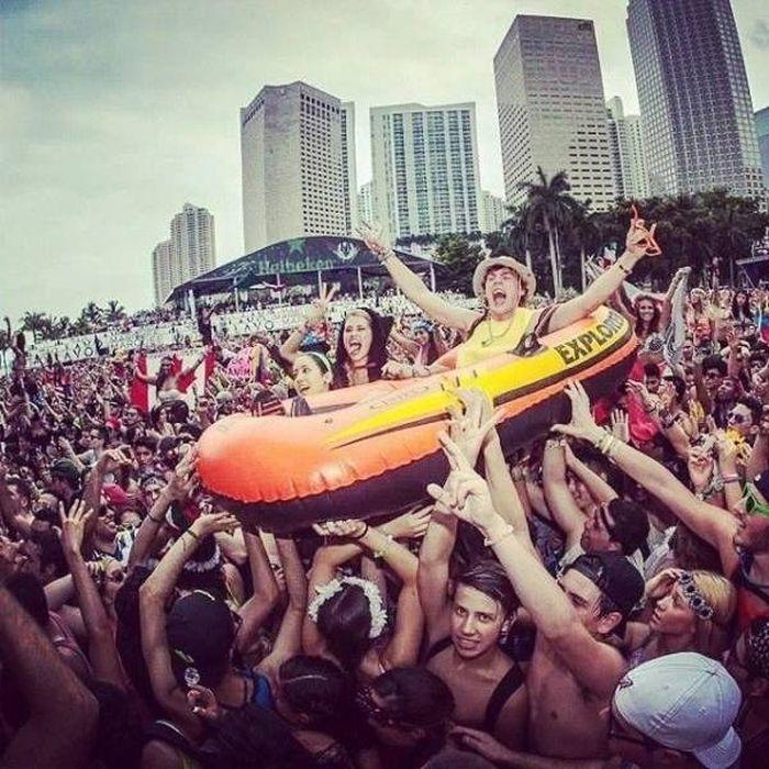 Music Festivals Are Fun
