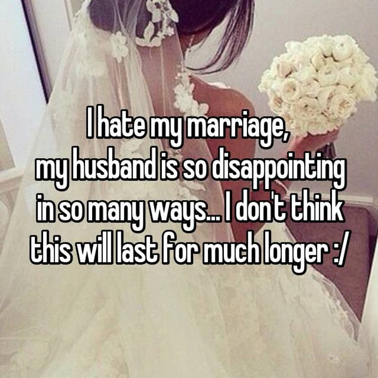 Confessions From Wives Who Want Their Husbands Gone