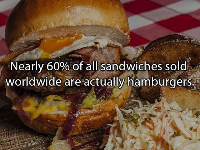 Fun Facts About Burgers