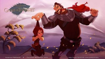 "What If ""Game Of Thrones"" Was Produced By Disney"