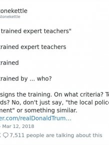 Veteran's Rant About Arming Teachers