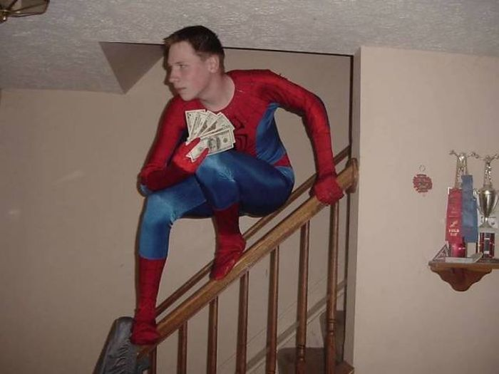 Most Embarrassing Childhood Photos