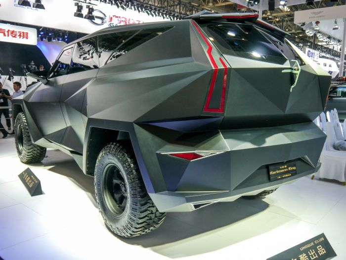 The World's Most Expensive SUV Karlmann King Is Worth $2,1million