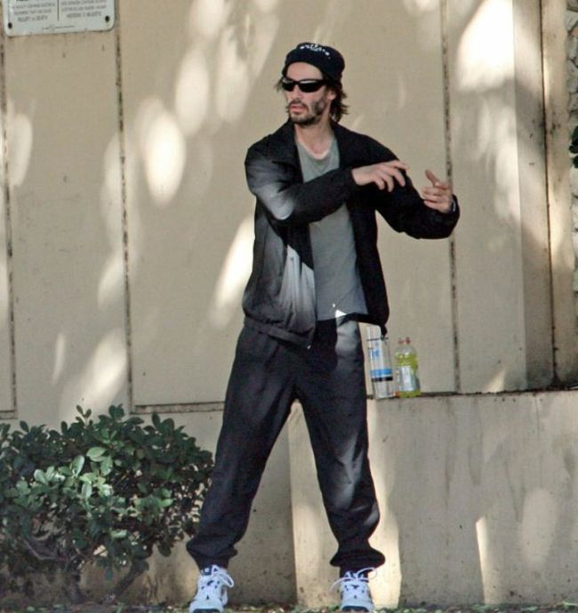 Keanu Is The Coolest Man Alive