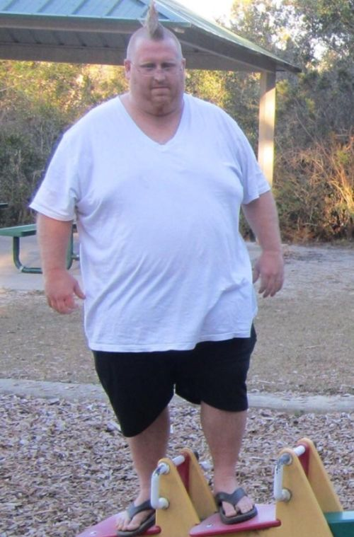This Guy Has Lost Weight In Less Than 2 Years