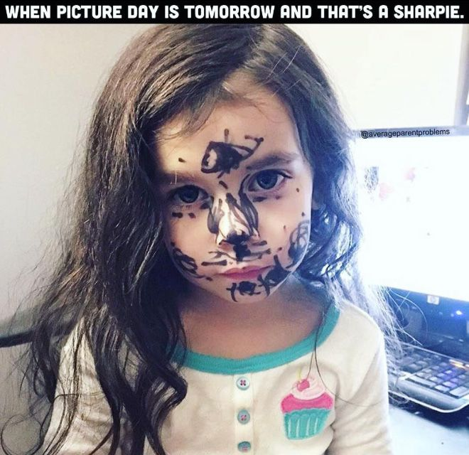 Instagram Account Documents Average Parent Problems