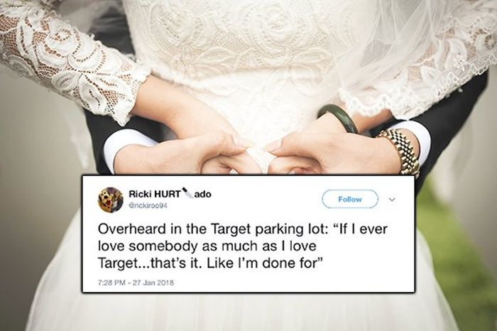 Things You Can Hear At Target