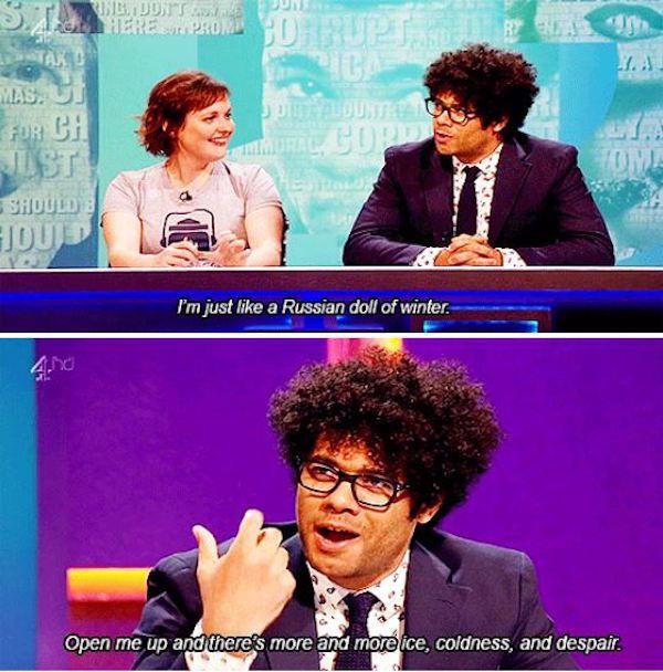 British Sense Of Humor