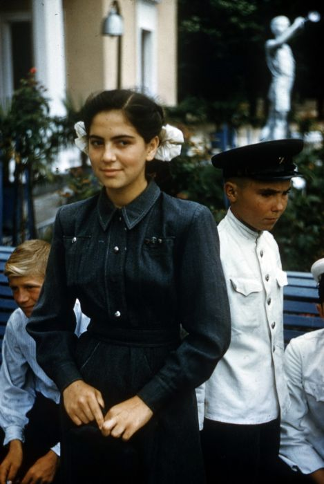 Photos Of The USSR From The Late 1950s To The Early 1980s By Professor Thomas Hammond of the University of Virginia