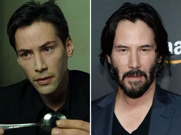 The Matrix Cast 19 Years Later