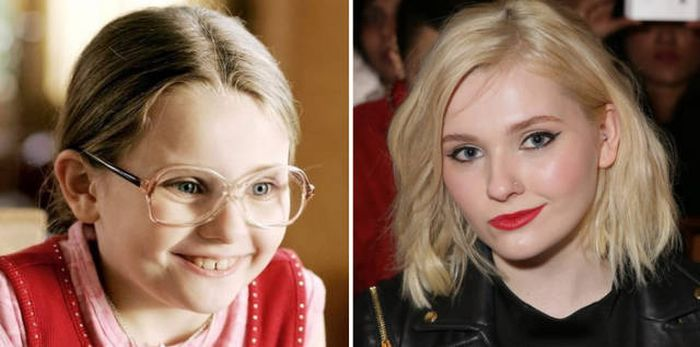 Child Stars Then And Now, part 3