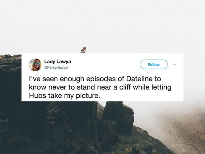Funny Tweets About True Crime TV