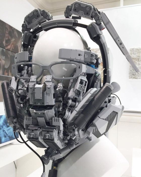 Cyberpunk Things By Hiroto Ikeyuchi