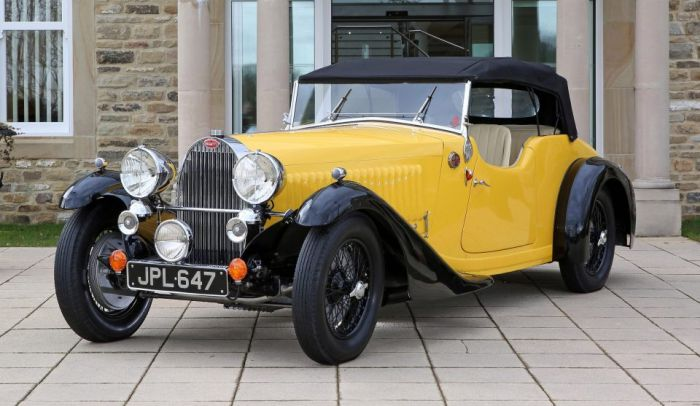 1930s Bugatti Type 57 Grand Raid To Sell For $1.4 Million