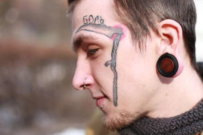 Body Mods And Tattoos