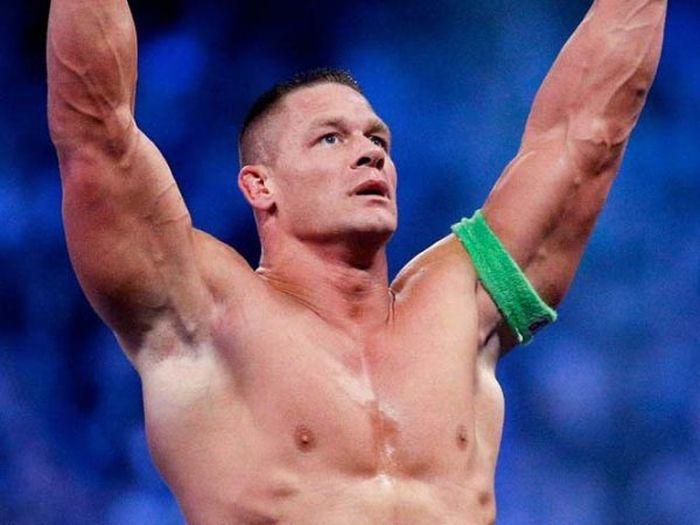 John Cena Is Posting Nostalgic Pictures To His Instagram