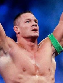 John Cena Is Posting Nostalgic Pictures To His Instagram