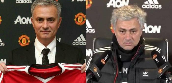 Coaches Of Manchester United Get Older Much Faster