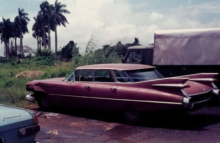 Color Photos Of Cuba In The 1970s