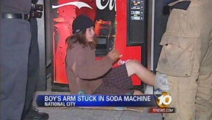 Vending Machine Fails