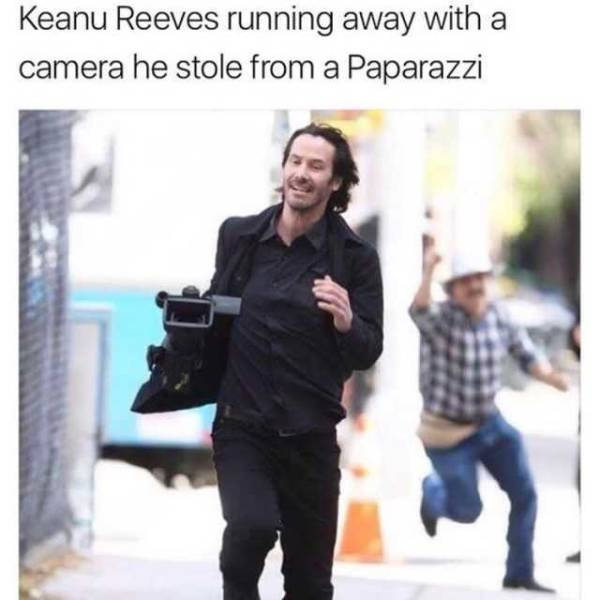 Funny Keanu Reeves Memes Fun