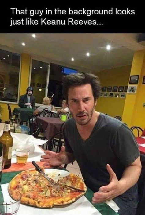 Funny Keanu Reeves Memes