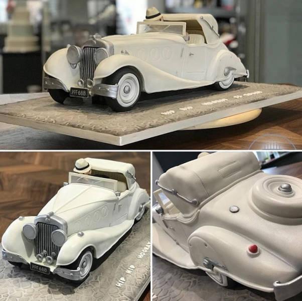 Very Creative Cakes