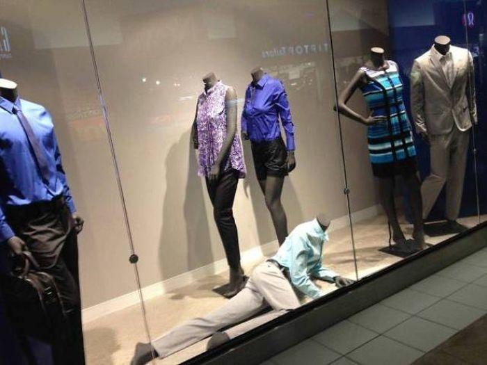 Funny Mannequins