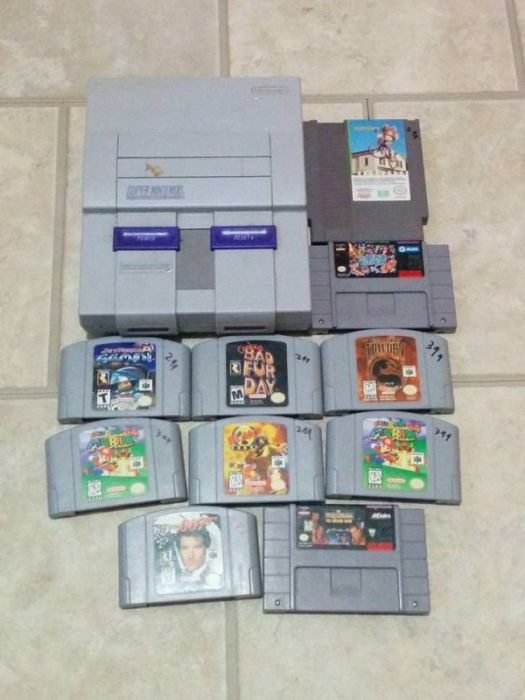 Games From The Past