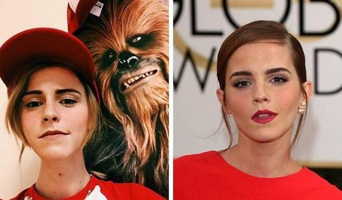 Celebrity Doppelgangers, part 2