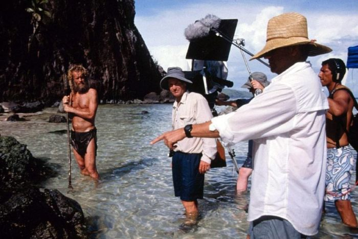 Behind The Scenes Of The Famous Movies, part 9