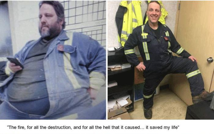 This Guy Has Lost A Lot Of Weight