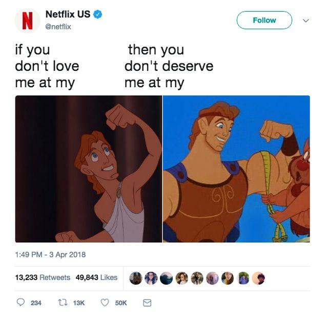 'If You Don't Love Me At My' Memes