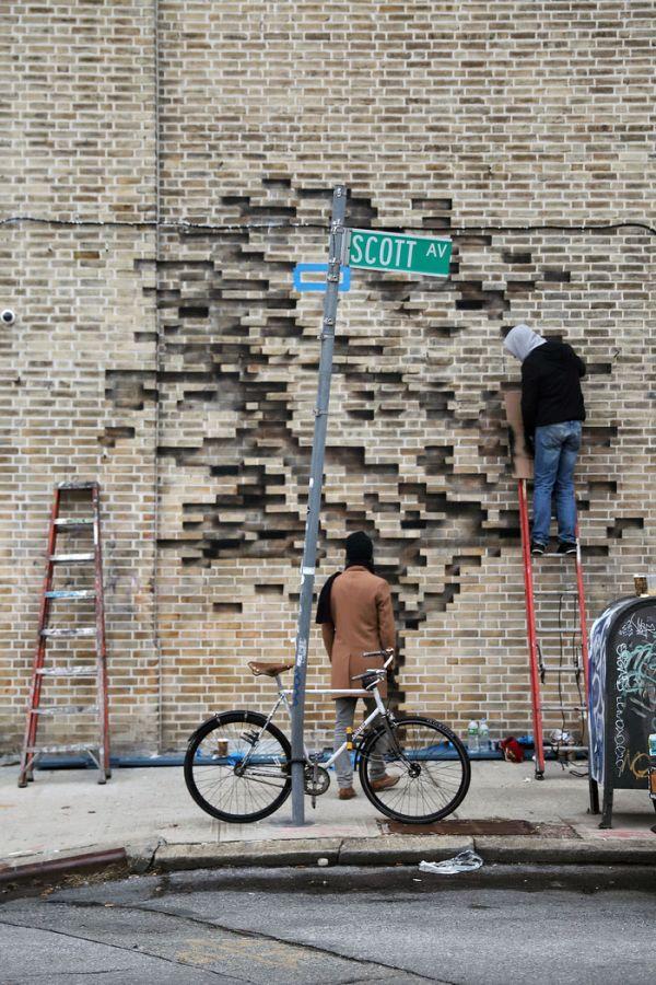 Vandal Street Art