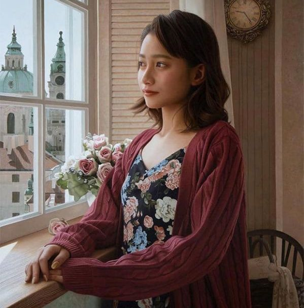 Paintings By Yasutomo Oka